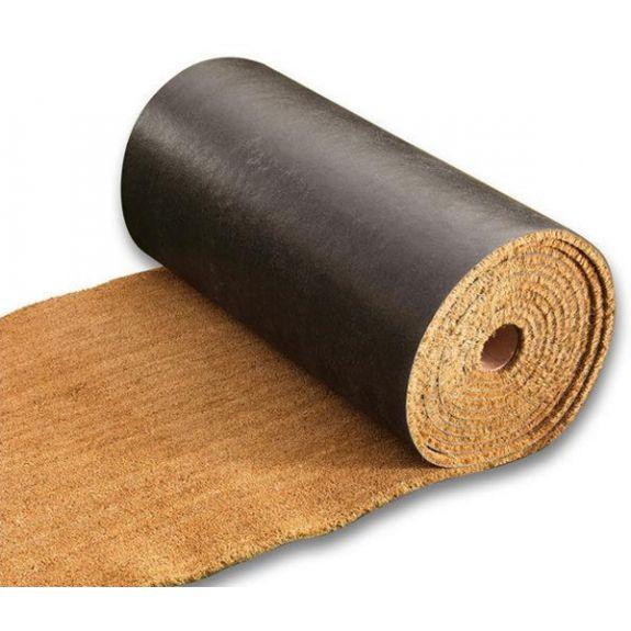 Felpudo fibra de coco en rollo